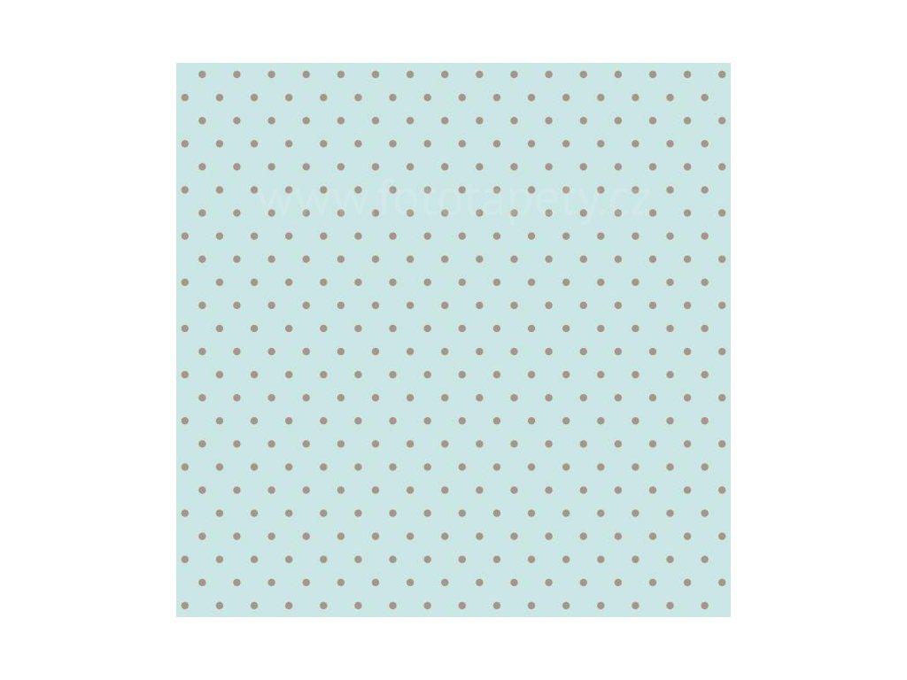 Papírová tapeta na zeď Floral Kingdom, 0,53x10,05m, 2250001