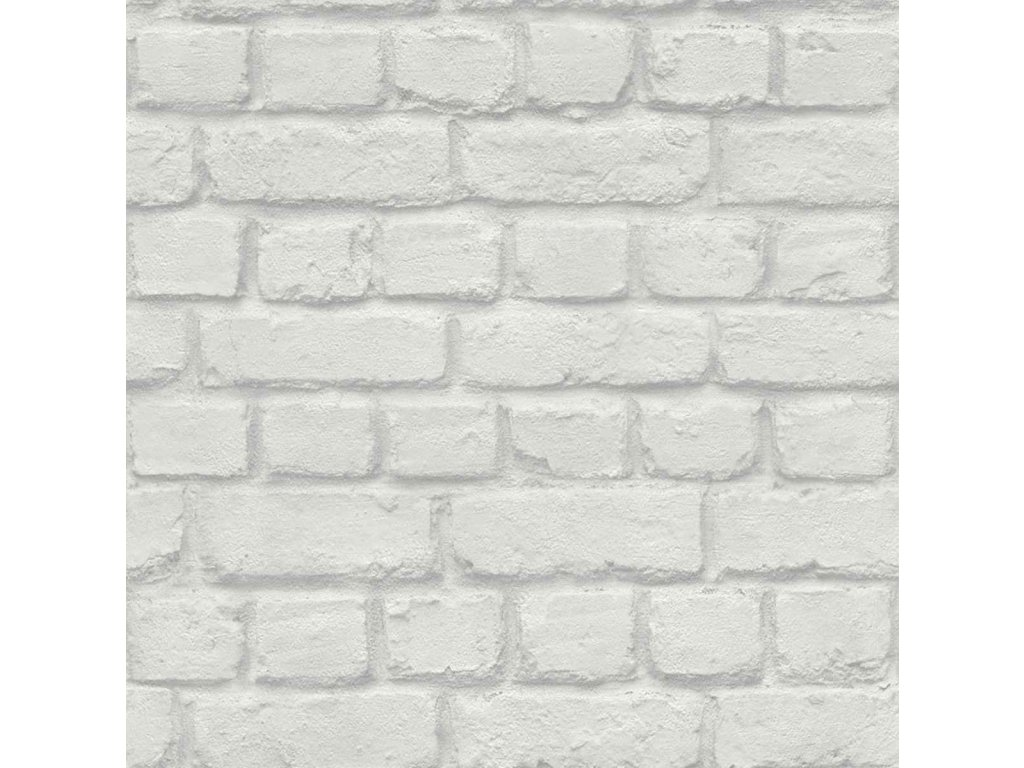 Papírová tapeta na zeď Rasch 226713 - Cihlová zeď, kolekce Kids & teens III 0,53 x 10,05 m