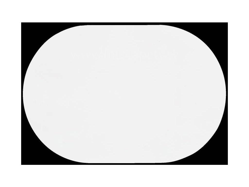 Prostírání na stůl - Bílé, 45x30cm