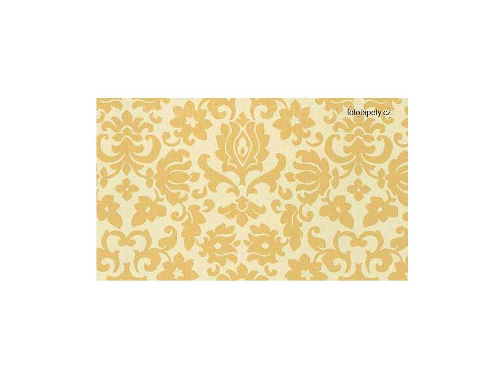 Samolepící fólie Decor, Classic ornament- beige