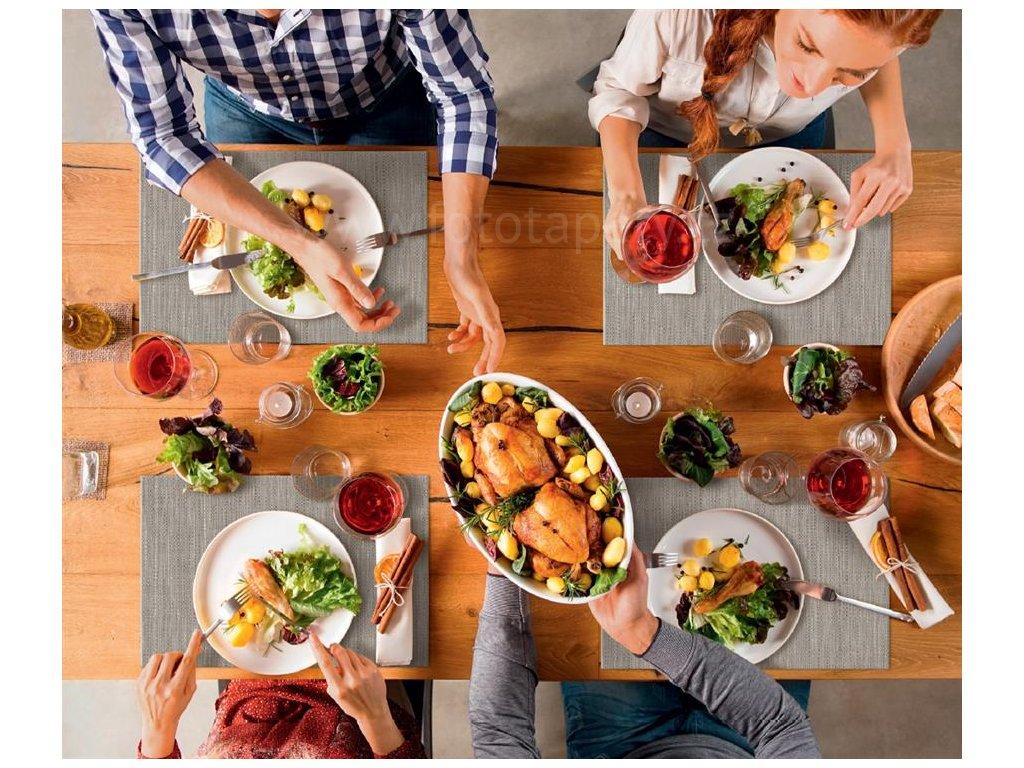 Prostírání na stůl - Natur, 45x30cm, 230-5207