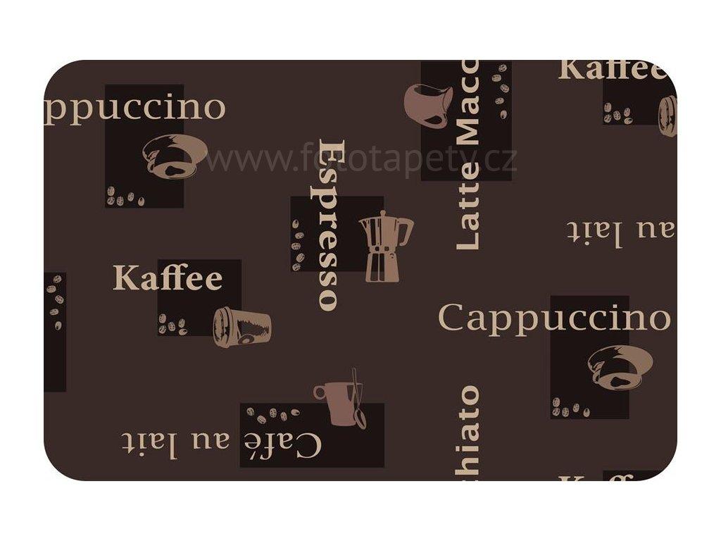 Prostírání na stůl - Espresso, 44x29cm