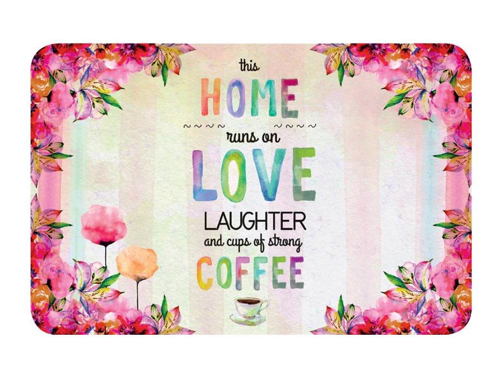 Prostírání na stůl - Home love, 44x29cm, 230-2518