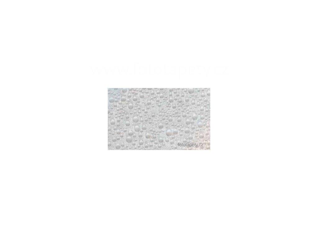 Transparentní samolepící folie šíře 45cm, vzor Waterdrop