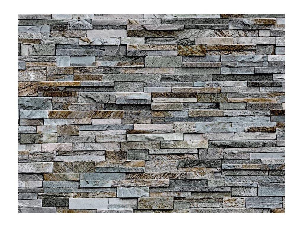 Dekorační obklad stěny - Kamenná stěna