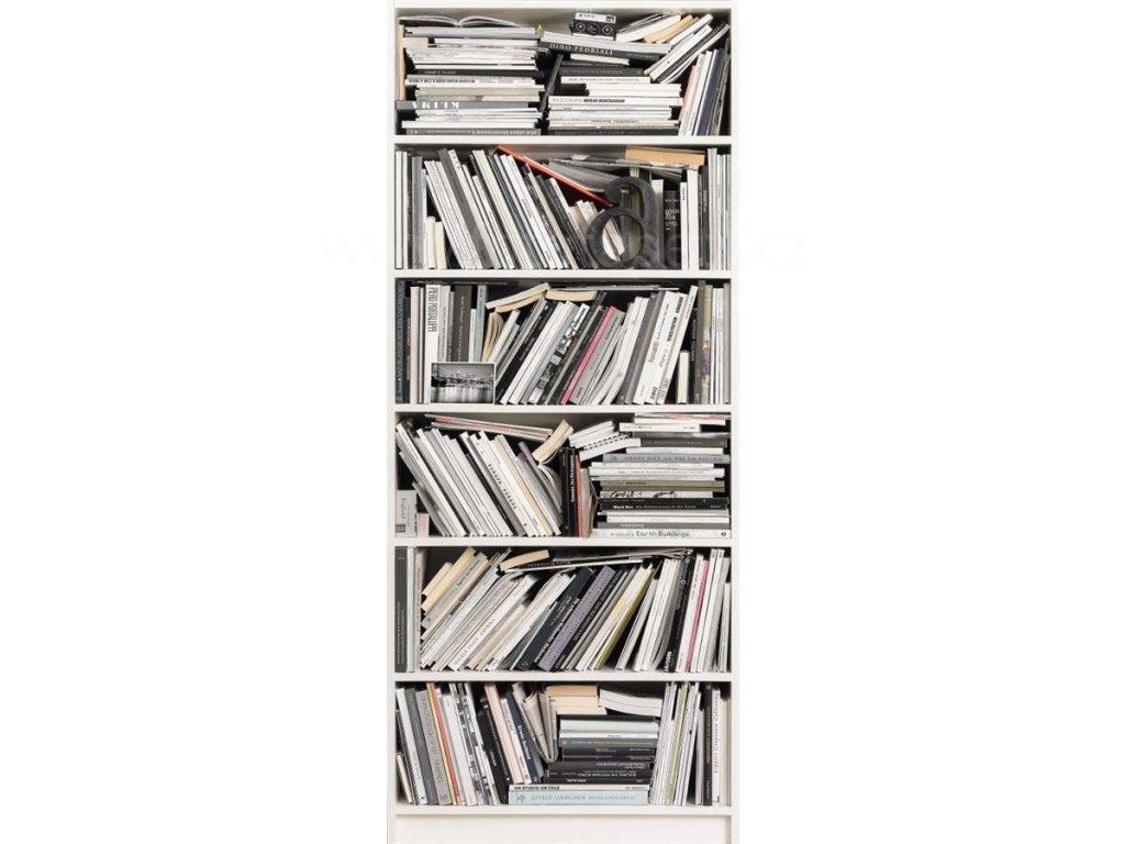 Dvoudílná fototapeta Knihovna, 92 x 220cm, 2D 2-1946