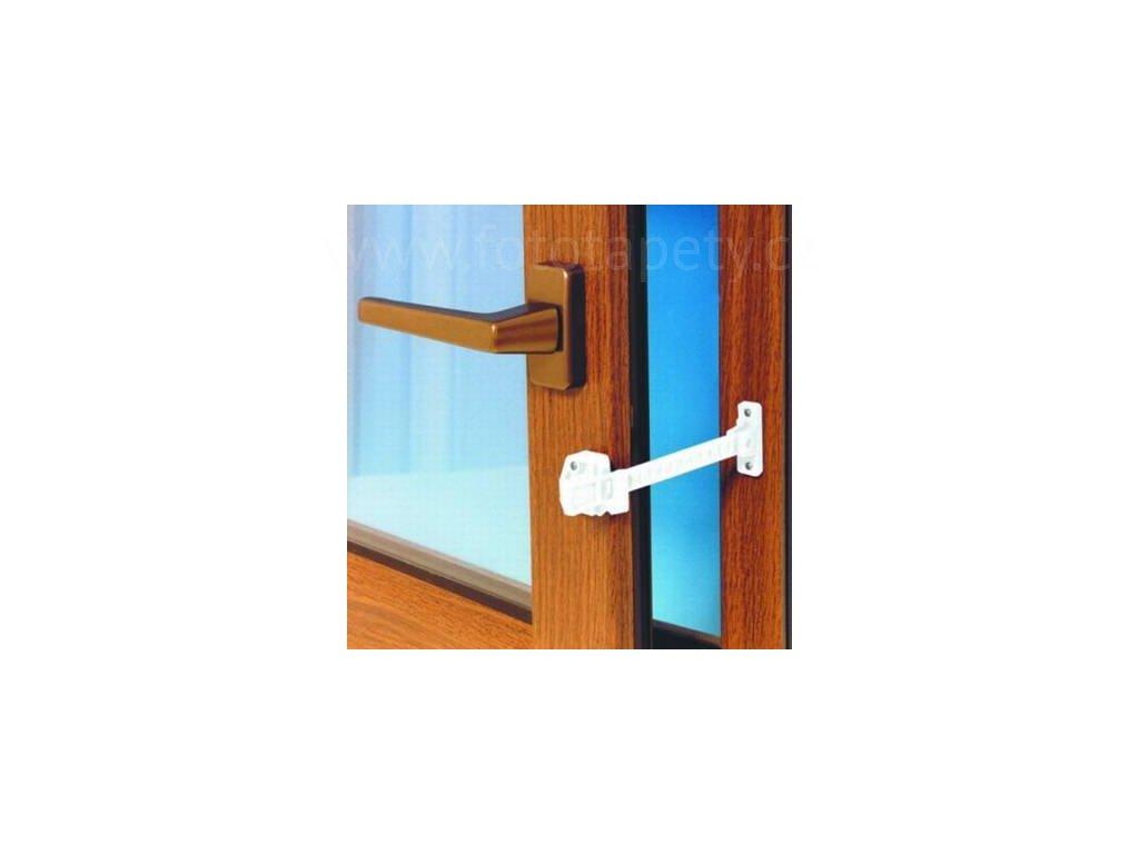 Větrací pojistka do všech typů oken