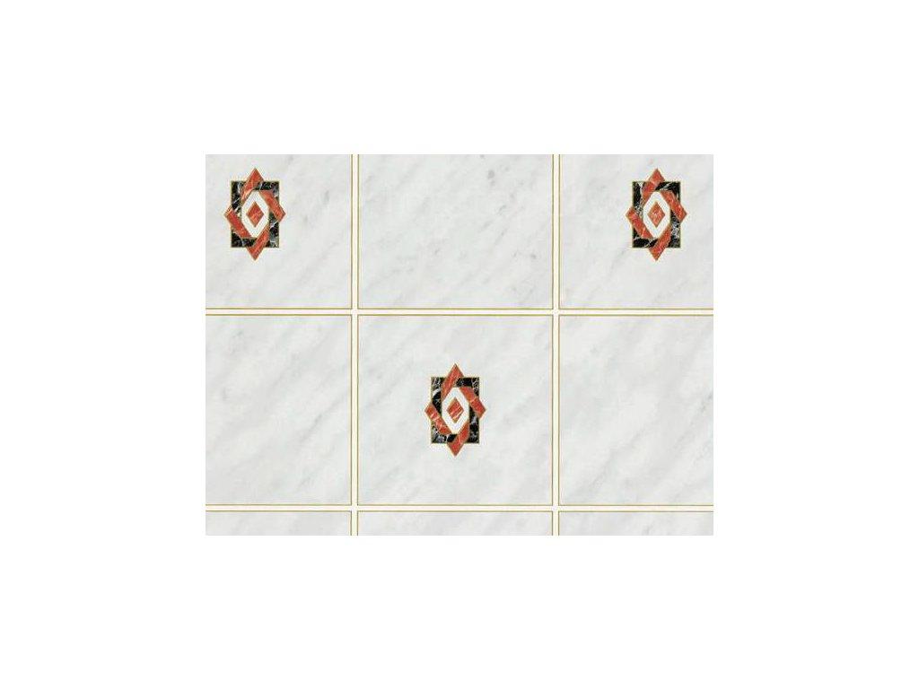 Samolepící tapeta imitace obkladaček,vzor Milano grey
