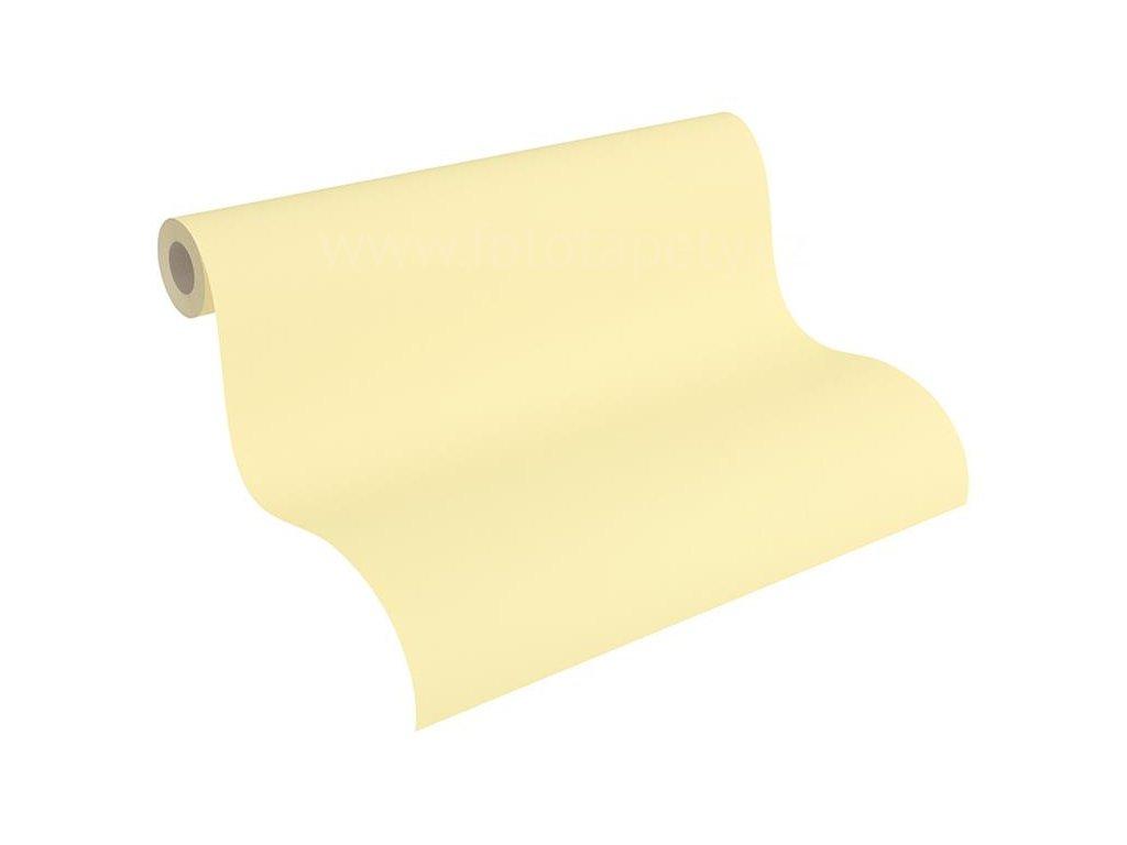 Papírová tapeta na zeď Esprit Kids 5, 0,53x10,05m, 3030-51 - žlutá
