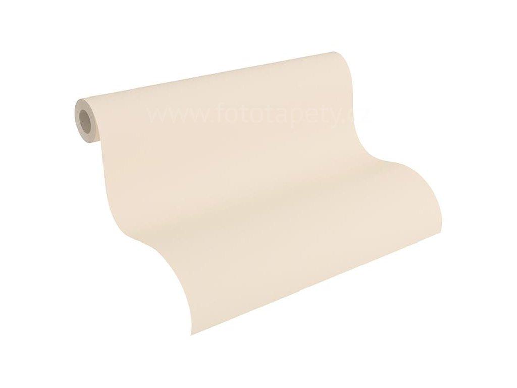 Papírová tapeta na zeď Esprit Kids 5, 0,53x10,05m, 3030-52 - béžová