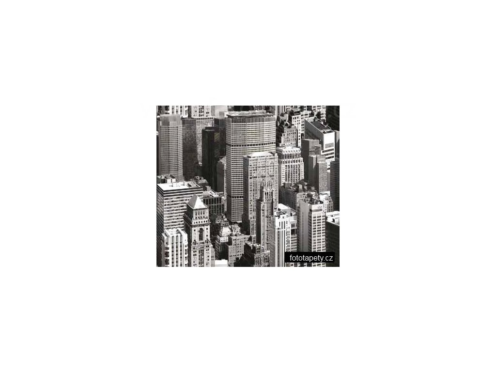 Samolepící fólie imitace Decor, Urban sky - město