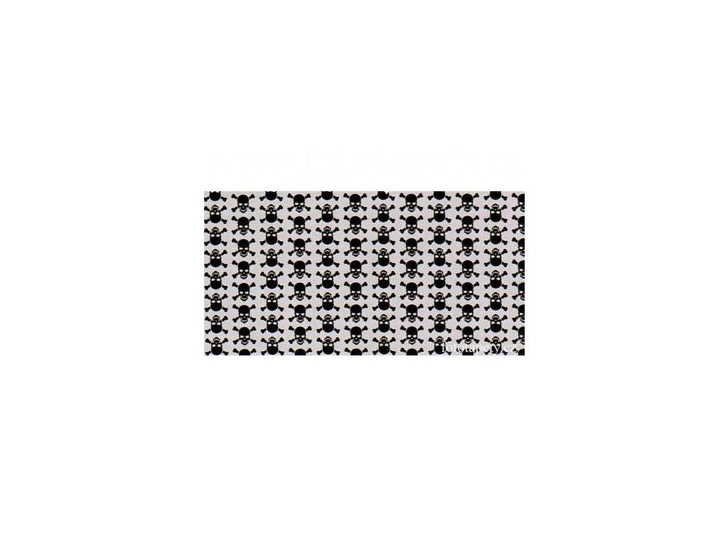 Samolepící fólie decor, Sculls - Lebky