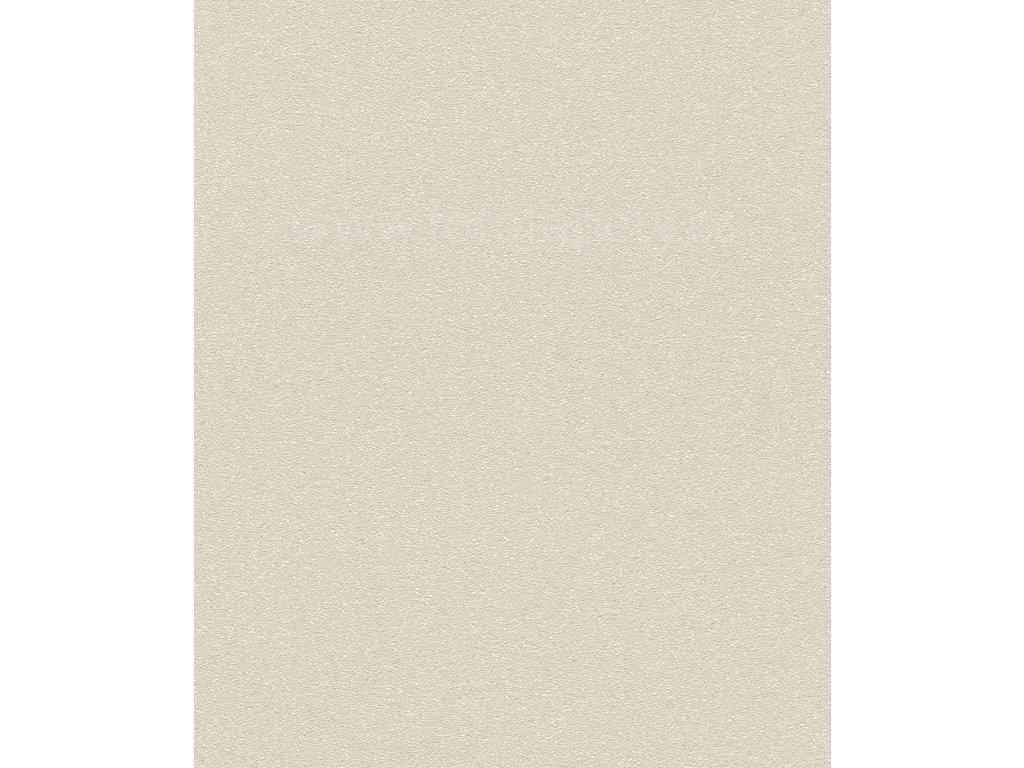 Vliesová tapeta na zeď Rasch 530223 - Třpytivá béžová, kolekce Berlin 0,53 x 10,05 m