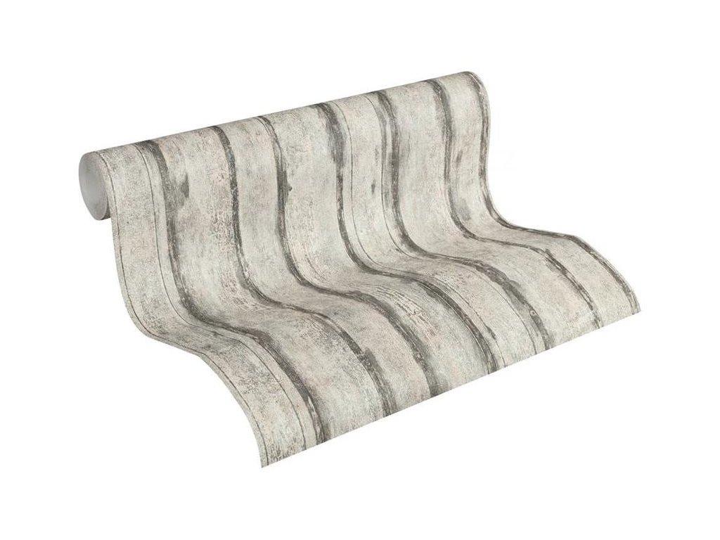 Vliesová tapeta na zeď Best of Wood & Stone 2, 0,53x10,05m, 3270-62
