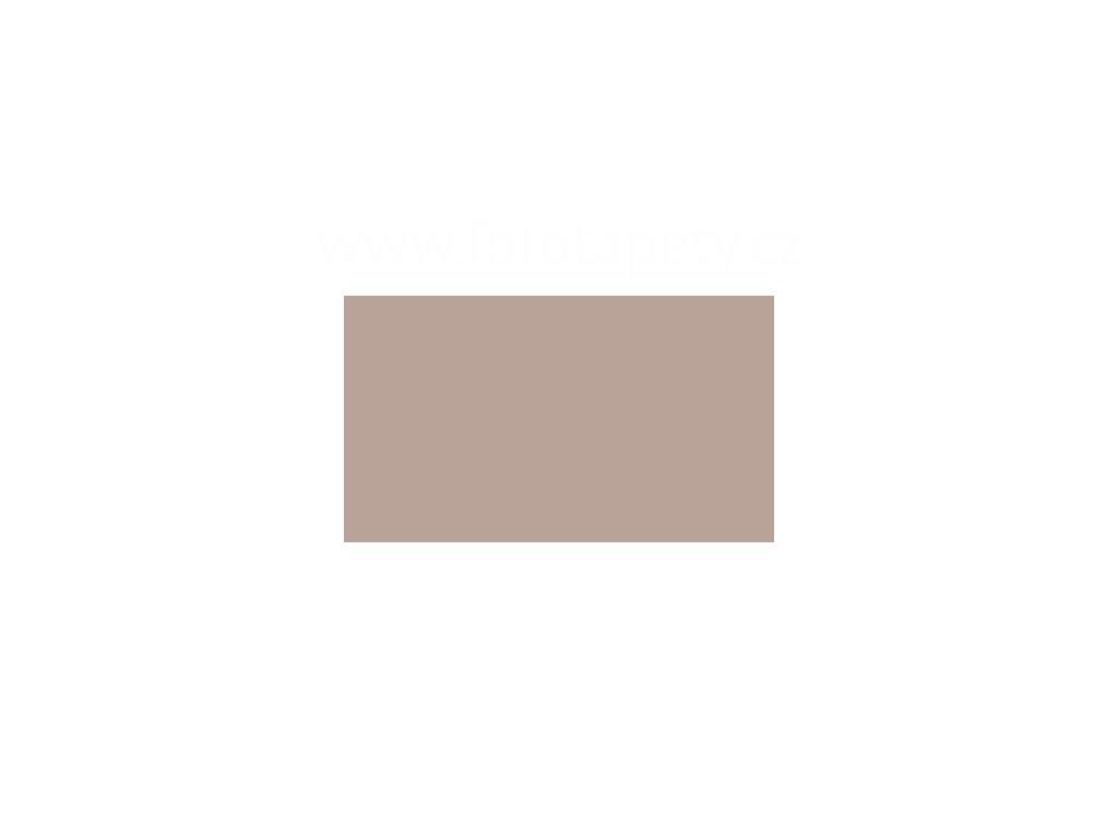 Samolepící tapeta jednobarevná lesklá -  hnědá