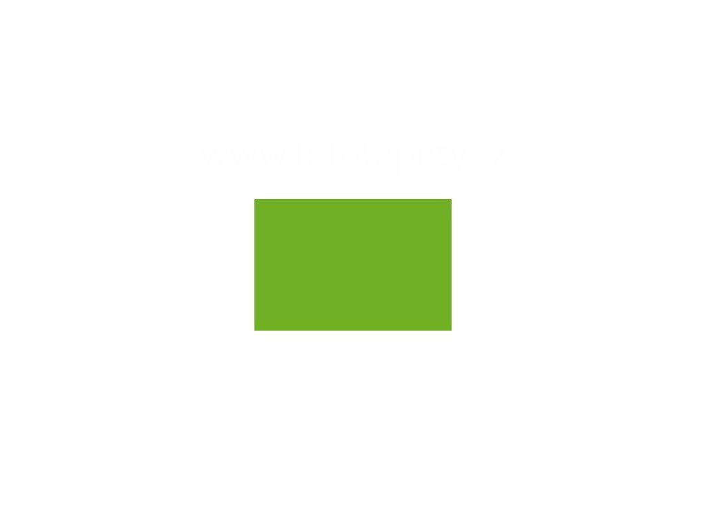 Samolepící tapeta jednobarevná matná - Citrónově zelená (Lemon green)