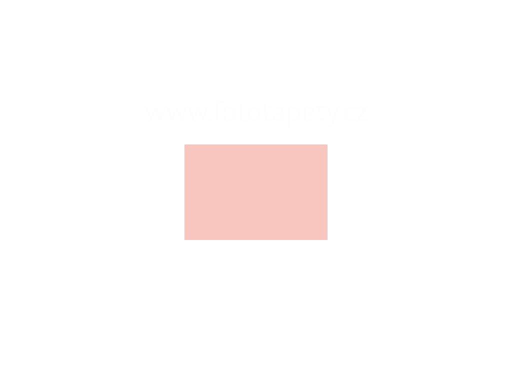 Samolepící tapeta jednobarevná lesklá - Světle růžová (Baby pink)