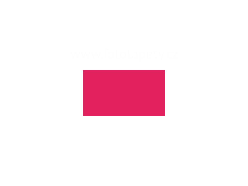 Samolepící tapeta jednobarevná lesklá - Třešňově růžová