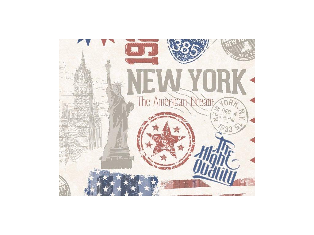Samolepící tapeta d-c-fix Decor - New York, 346-0662