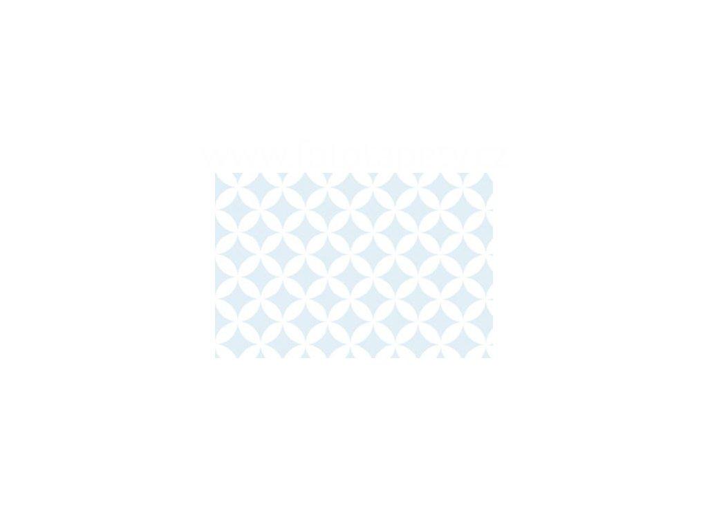 Samolepící fólie imitace Decor, Elliot modrá