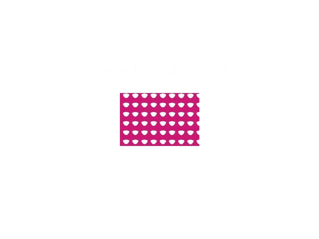 Samolepící fólie imitace Decor, Bjorn pink
