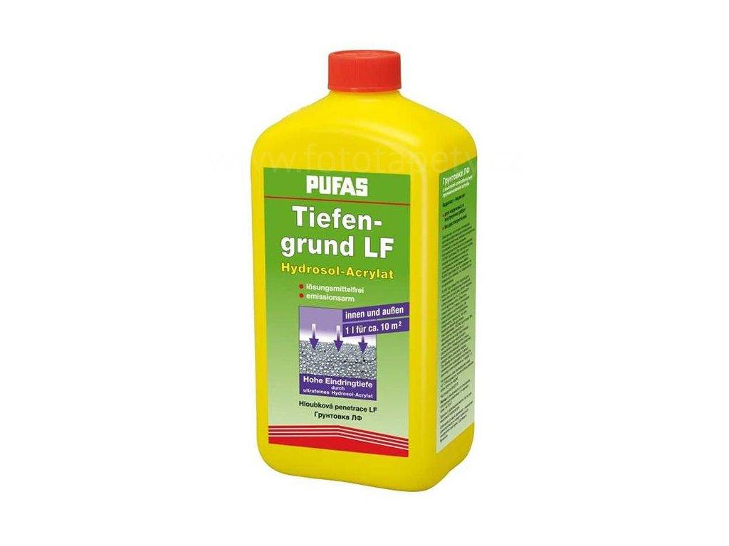 Penetrační základní nátěr Pufas LF hydrosol-akrylát, 1l