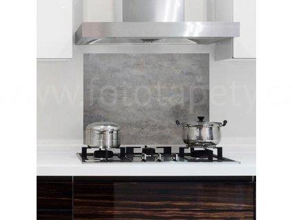 Samolepka do kuchyně - Betonová stěna (47x65cm), vyprodáno