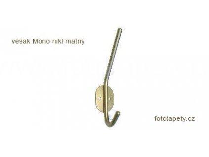 kovový věšák MONO