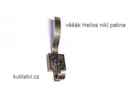kovový věšák HELIOS