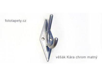 kovový věšák KÁRA