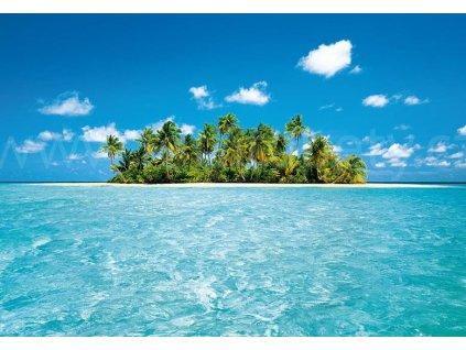 Papírová fototapeta osmidílná Maldive dream, 366cmx254cm, skladem poslední 1ks