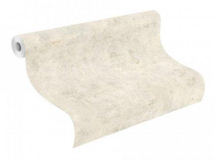 Vliesová tapeta na zeď Rasch - Factory III, 0,53x10,05m, 939514 - surový beton