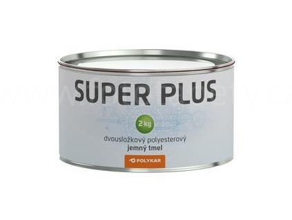 Tmel Polytmel SUPER PLUS - jemný modelářský, tmelení kovů, litiny, dřeva a betonu