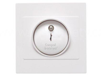 Krytka elektrické zásuvky - ochrana zásuvek Canpol babies