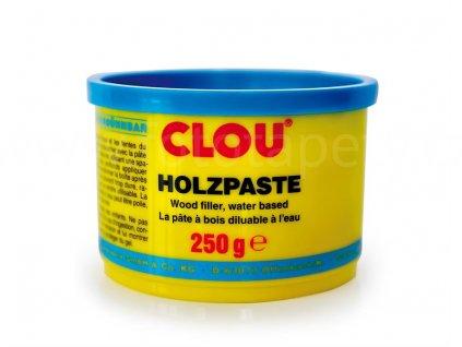 Tmel na dřevo Clou Holzpaste v kelímku, balení 250g