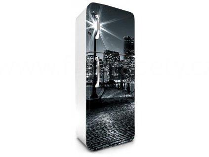 Samolepící fototapeta na lednici - Boston, 65x180cm, 018