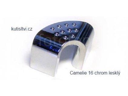kovová úchytka CAMELIE 16 - doprodej