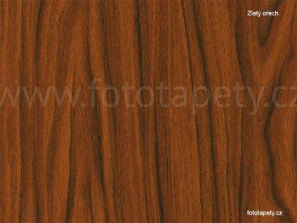 Samolepící folie d-c-fix imitace dřeva, vzor Zlatý ořech