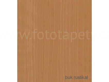Profesionální renovační folie na dveře a nábytek - vzor Buk rustikální