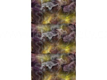 Foto závěs Abstrakce, 140x245cm, FCCL 4572