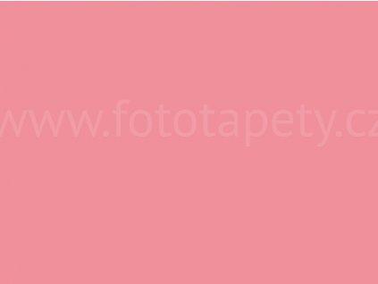 Samolepící tapeta jednobarevná lesklá - Růžová - RAL 3015