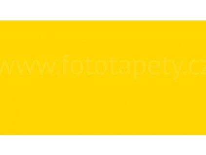 Samolepící tapeta jednobarevná lesklá - žlutá - RAL 1018