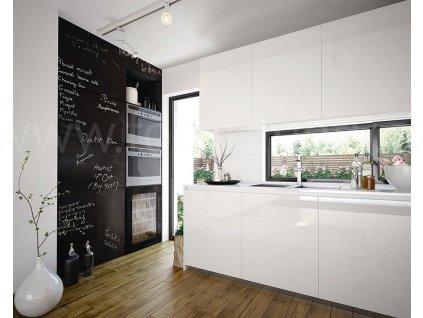 Tabulová folie samolepící, barva černá, šíře 45, 67,5 a 90cm