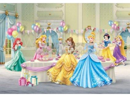 Čtyřdílná obrazová fototapeta Princezny - narozeninová oslava FTD 2224, 360 x 254cm