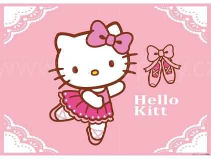 Maxiplakát Hello Kitty, FTD 855, 160x115cm