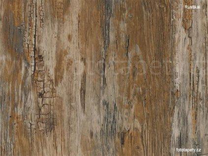 Samolepící folie d-c-fix imitace dřeva, vzor Rustikál
