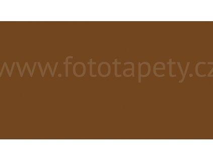 Samolepící tapeta jednobarevná lesklá - Hnědá - RAL 8002