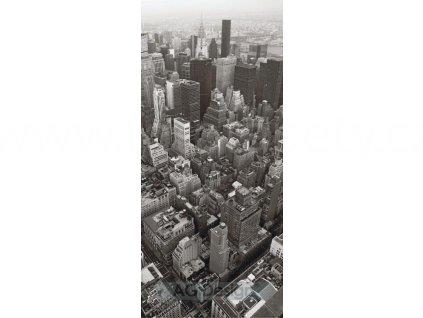 Jednodílná vliesová fototapeta Pohled na NY FTN v 2881, rozměr 90x202cm