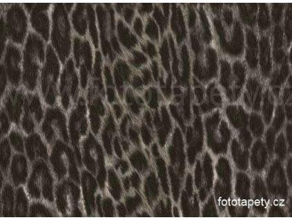 Samolepící tapeta d-c-fix imitace přírodního materiálu, vzor Asia - levhart