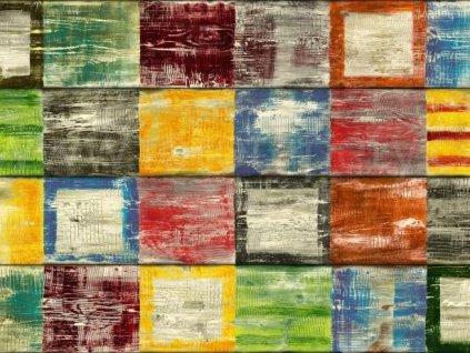 Samolepící tapeta d-c-fix Decor, vzor Bahia